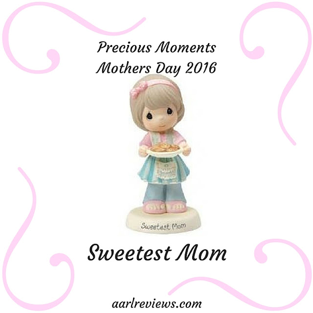 Precious Moments Sweetest Mom Giveaway 4/24 to 5/8 2016 (US)