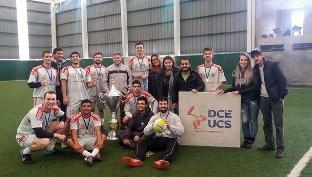 Monster Gym vence Copa DCE de Futebol 7