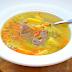 Простой домашний вкусный суп с мясом пошагово