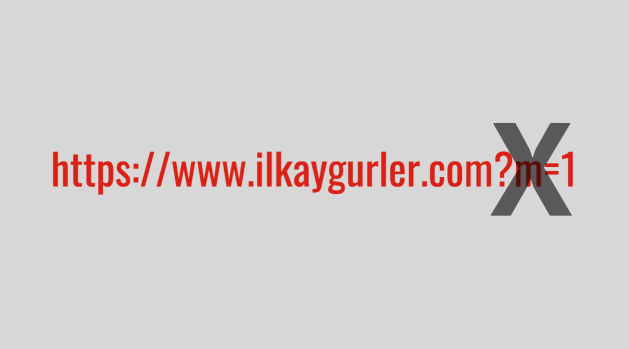 Blogger Mobil URL Uzantısını Kaldırmak