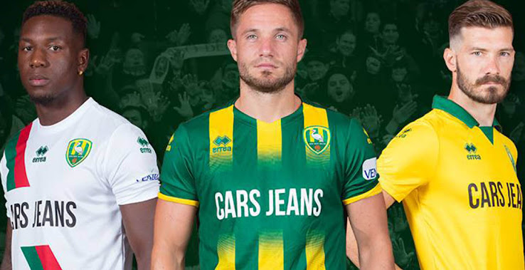 Ado Den Haag 17 18 Home Away Third Kits Released Footy Headlines