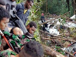 Jumaidi, 1 Korban Selamat dari Jatuhnya Pesawat Demonim di Aerambakon