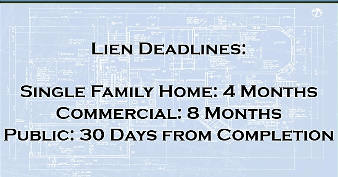 NY Construction Law Update: How to File Mechanic's Lien in New York