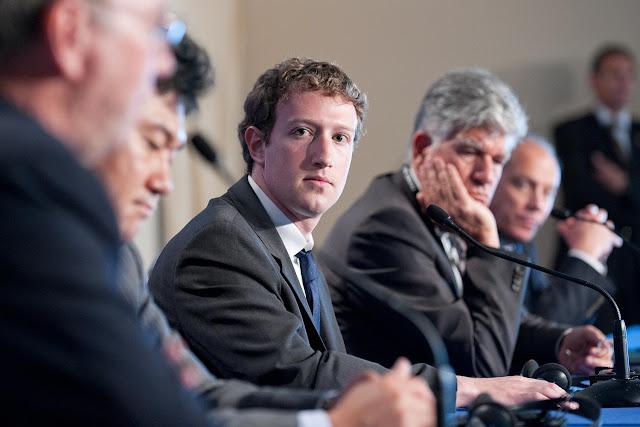 Akibat Postingan Di Facebook,Menteri Keamanan Israel Sebut Facebook Kini Berubah Menjadi Monster