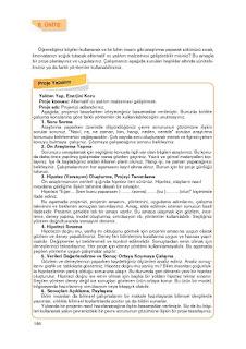 7. Sınıf Matematik Ders Kitabı Cevapları Koza Sayfa 186