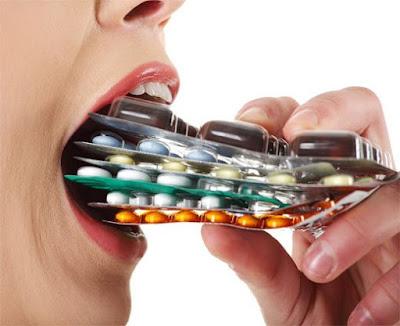 قواعد وارشادات تناول المضادات الحيوية