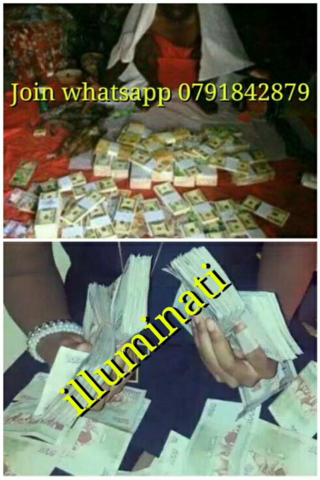 EXPOSED:HOW KENYANS ARE MAKING MILLIONS OUT OF ILLUMINATI: EXPOSED