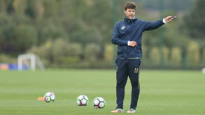 Pochettino-training
