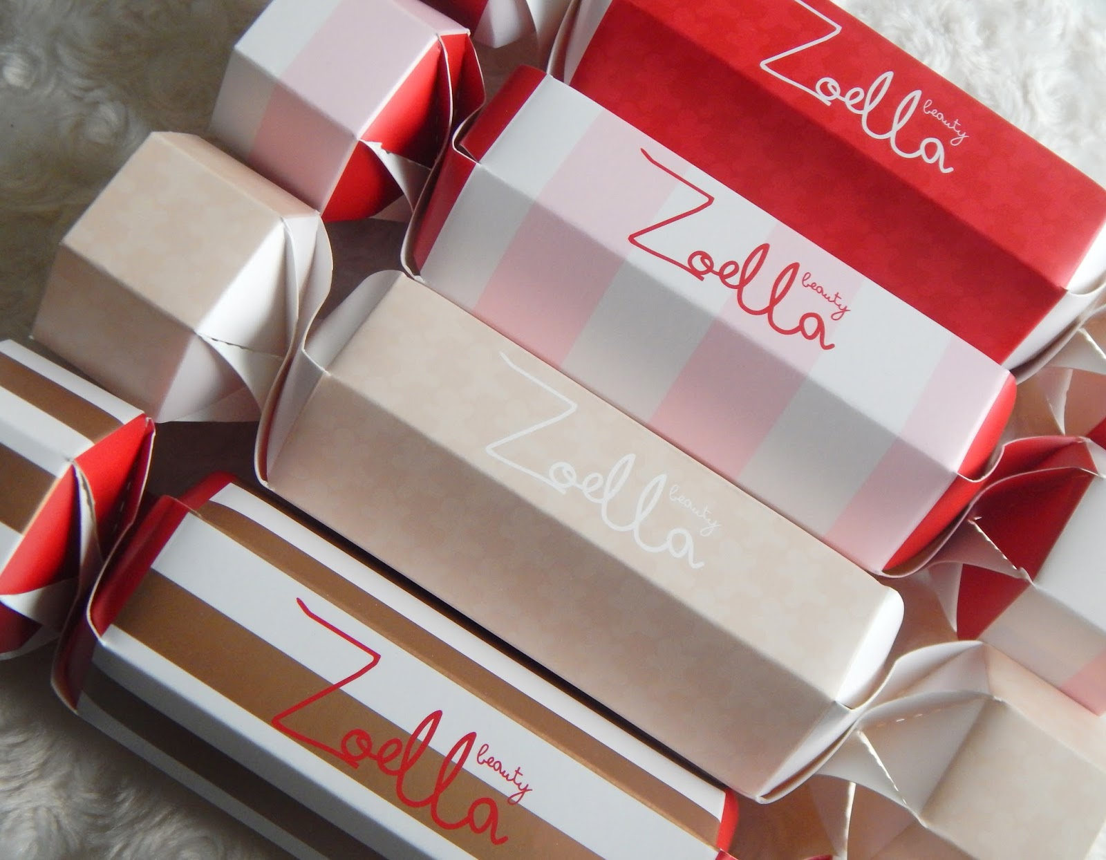 Zoella Chirstmas Crackers Gift Set || Review