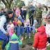 Colonia: Intendencia, Garden Colonia del Sacramento y Jardín Master Kids realizaron plantación
