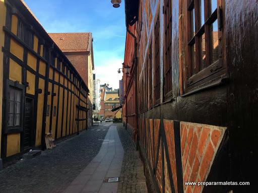 calles antiguas de malmo