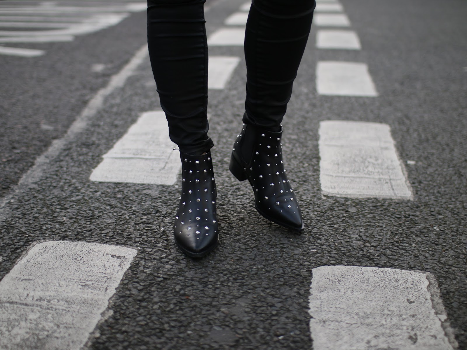the best studded ankle boots from asos