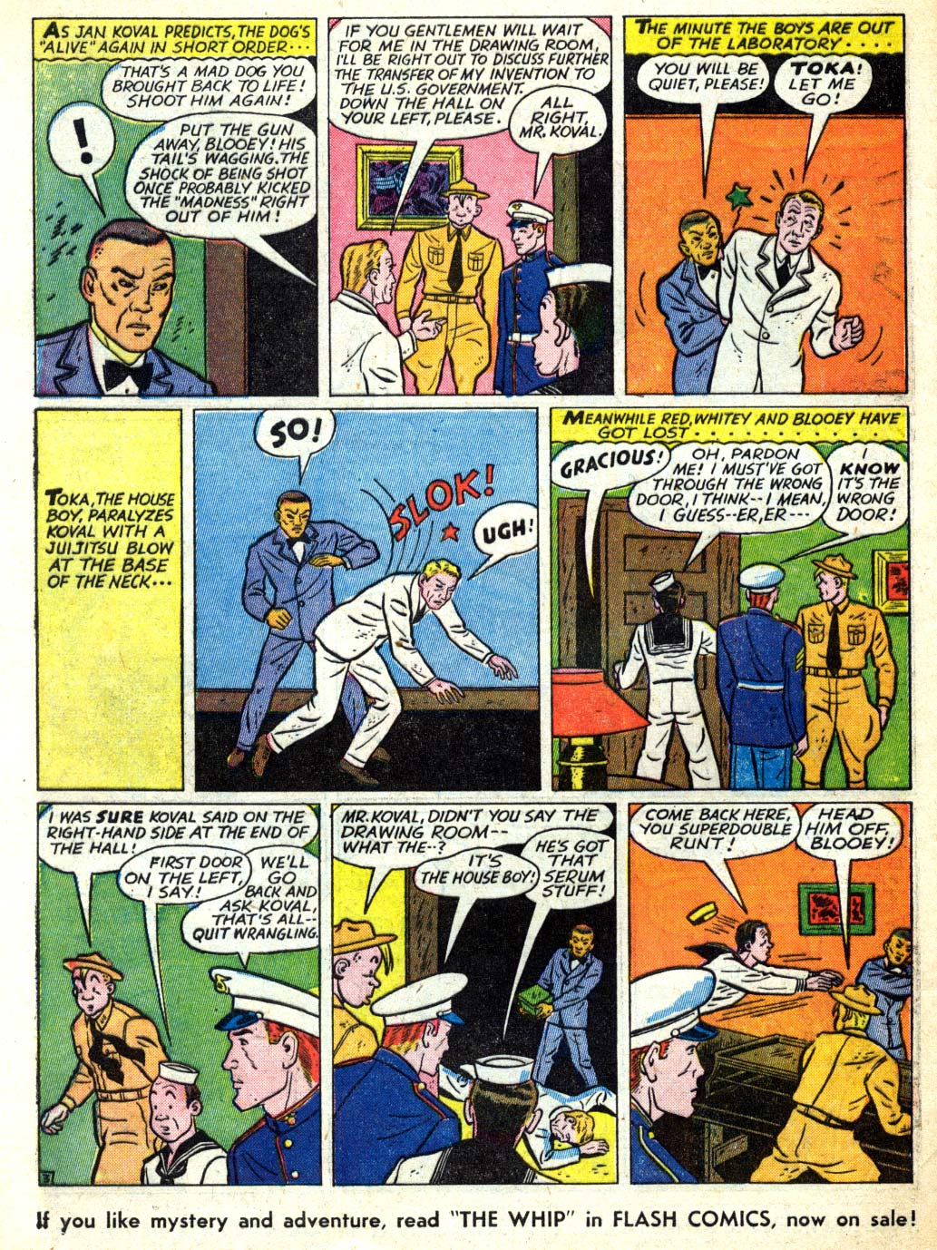 Read online All-American Comics (1939) comic -  Issue #26 - 58