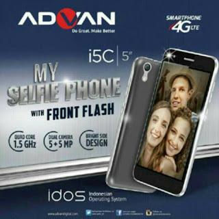 Spek Advan i5C