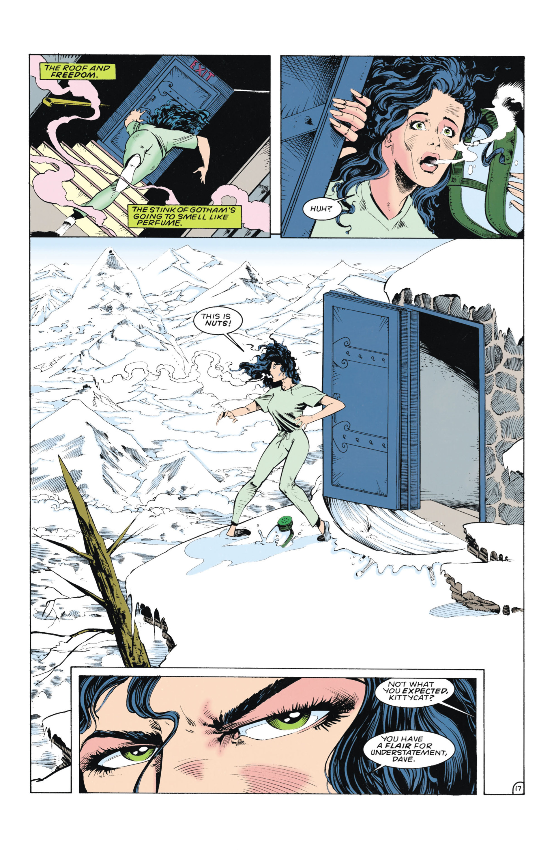 Catwoman (1993) Issue #15 #20 - English 18