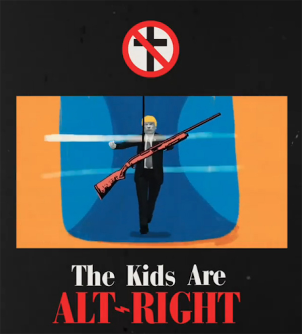 """Bad Religion stream new song """"The Kids Are Alt-Right"""""""