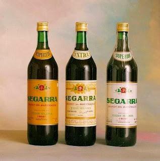Brandy, Segarra, Xert, Chert, Castellón