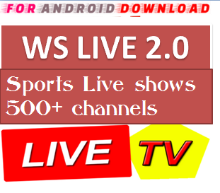 Download Android WSLIVE IPTVPro LITE IPTV Television Apk -Watch Free Live Cable TV Channel-Android Update LiveTV Apk  Android APK Premium Cable Tv,Sports Channel,Movies Channel On Android.