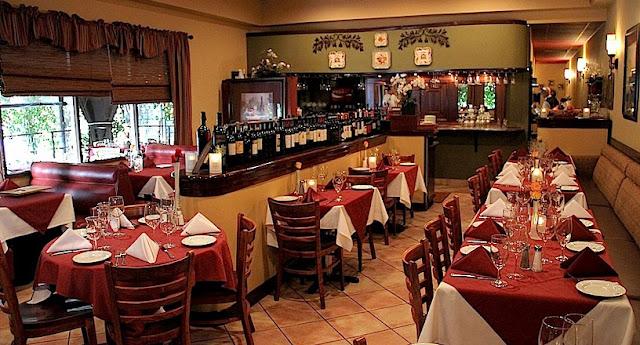 Restaurante Baci di Firenze Trattoria em Anaheim