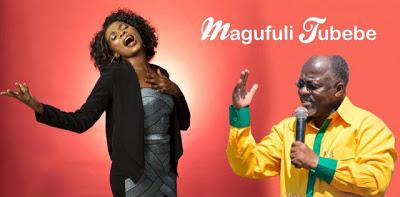 Audio | Rose Muhando - Magufuli Tubebe