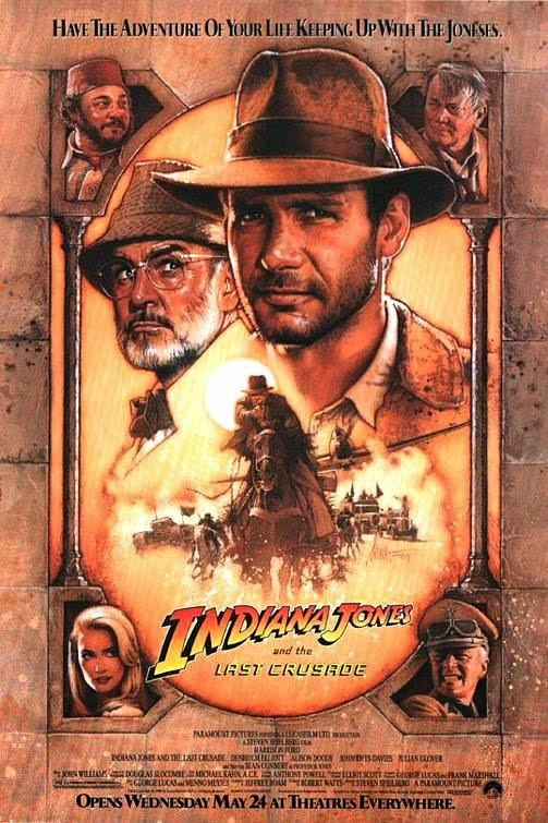 Indiana Jones y la ultima cruzada #sofapelimanta