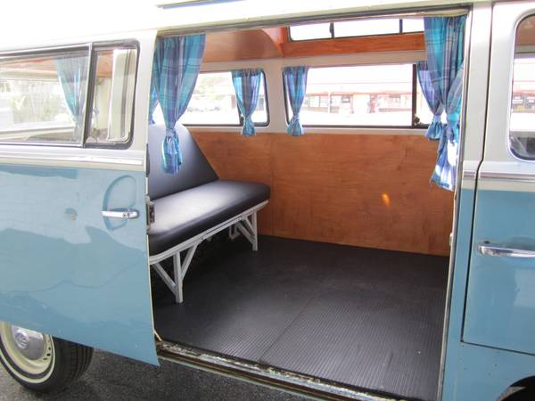 1971 Vw Hightop Camper Bus For Sale Buy Classic Volks