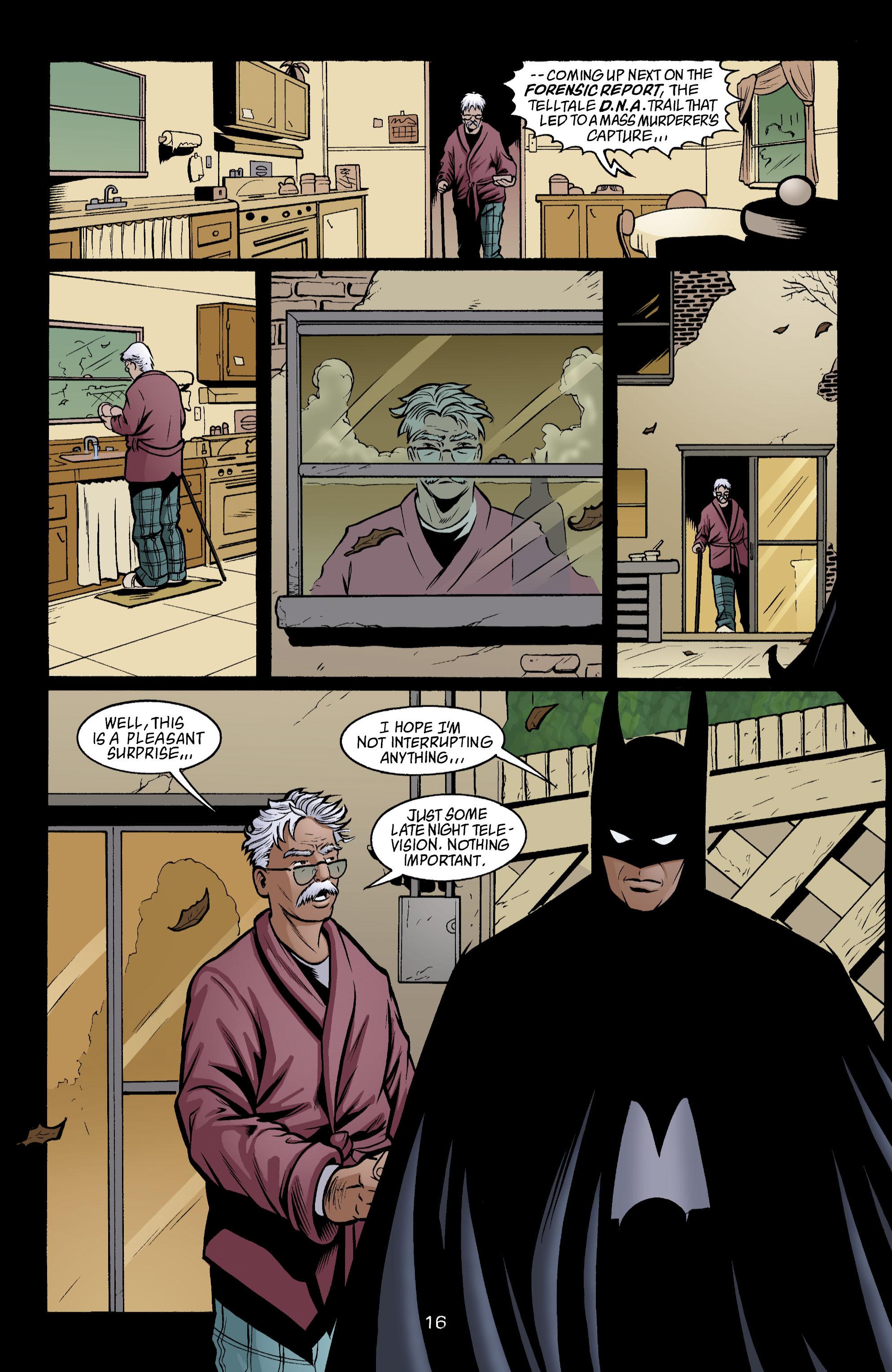 Detective Comics (1937) 780 Page 15