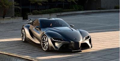 2019 Toyota Supra Sport Concept, Revue, prix et date de sortie Rumeurs