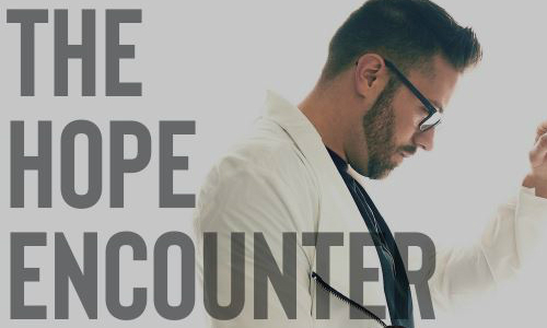 "Danny Gokey's ""The Hope Encounter"" Tour"