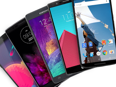 The Choose Your Own Android Phablet Giveaway
