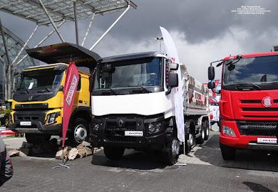 Renault Trucks K, KH-KIPPER, AUTOSTRADA-POLSKA 2017