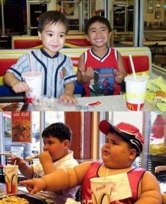 Υπέρταση και στα παιδιά λόγω παχυσαρκίας