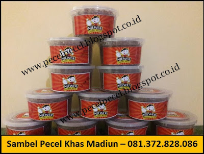 Order Sambel Pecel Madiun Murah – 081.372.828.086