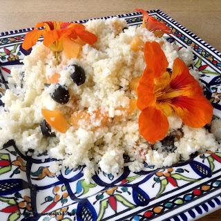 couscous bloemkool oost indische kers bloem