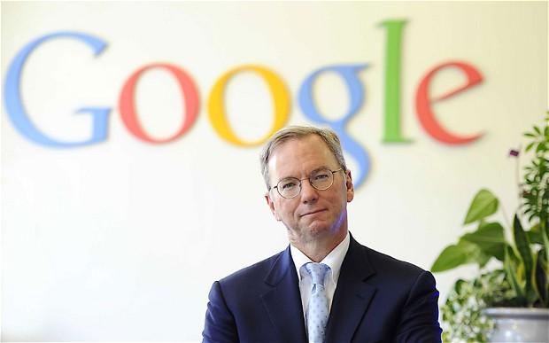 Eric Schmidt, ex-CEO da Google, vai dirigir conselho no Pentágono