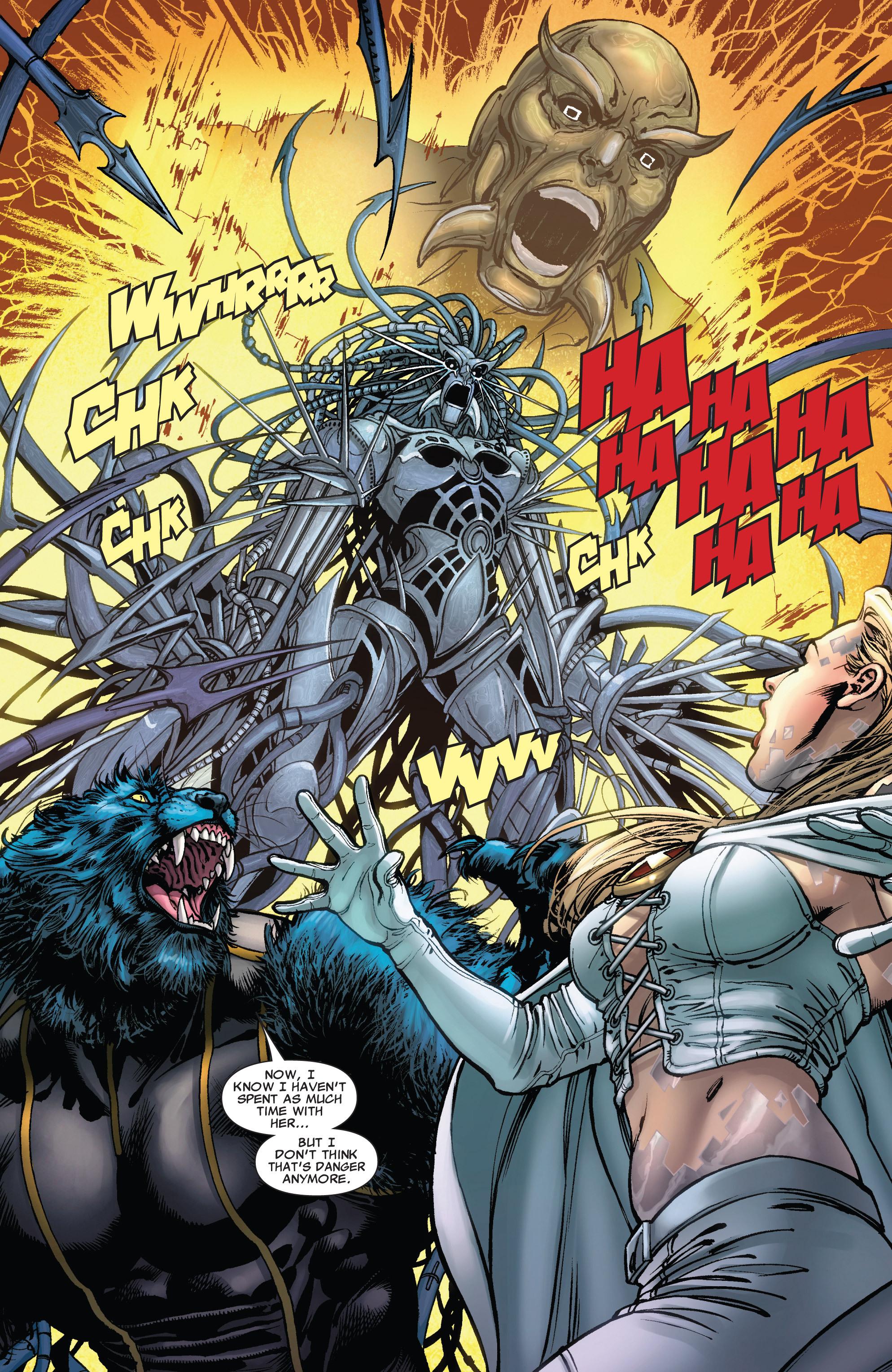 Read online Astonishing X-Men (2004) comic -  Issue #43 - 14