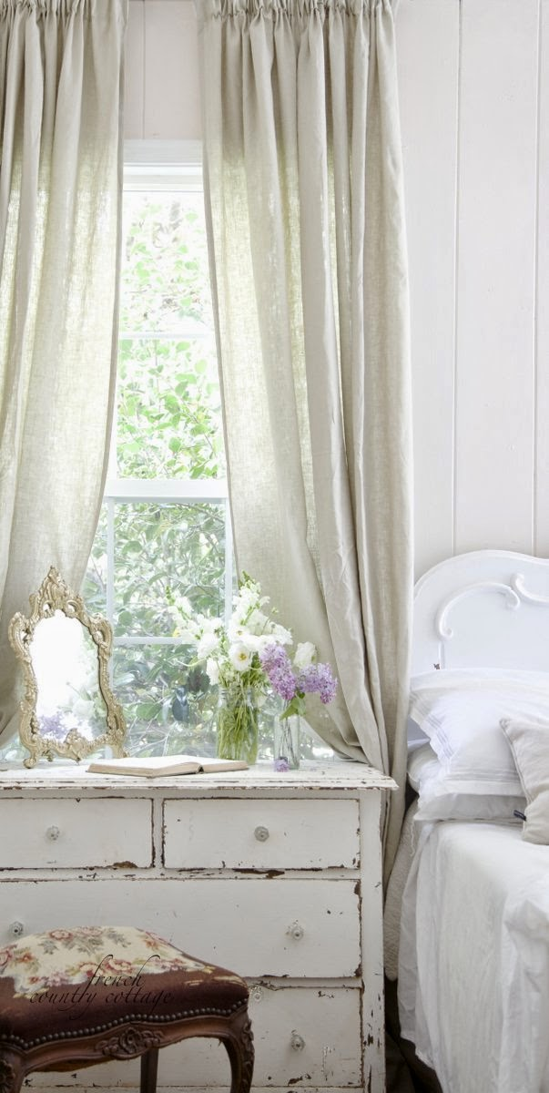 From Blah Guest Room To French Country Cottage Charm