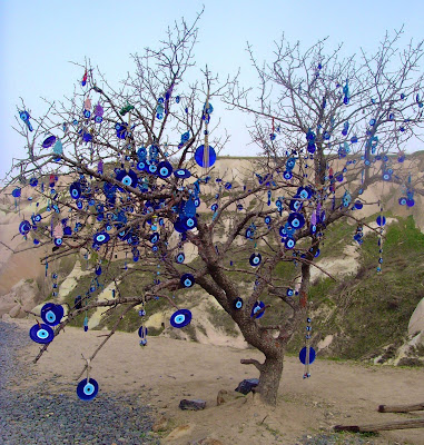 evil eye tree