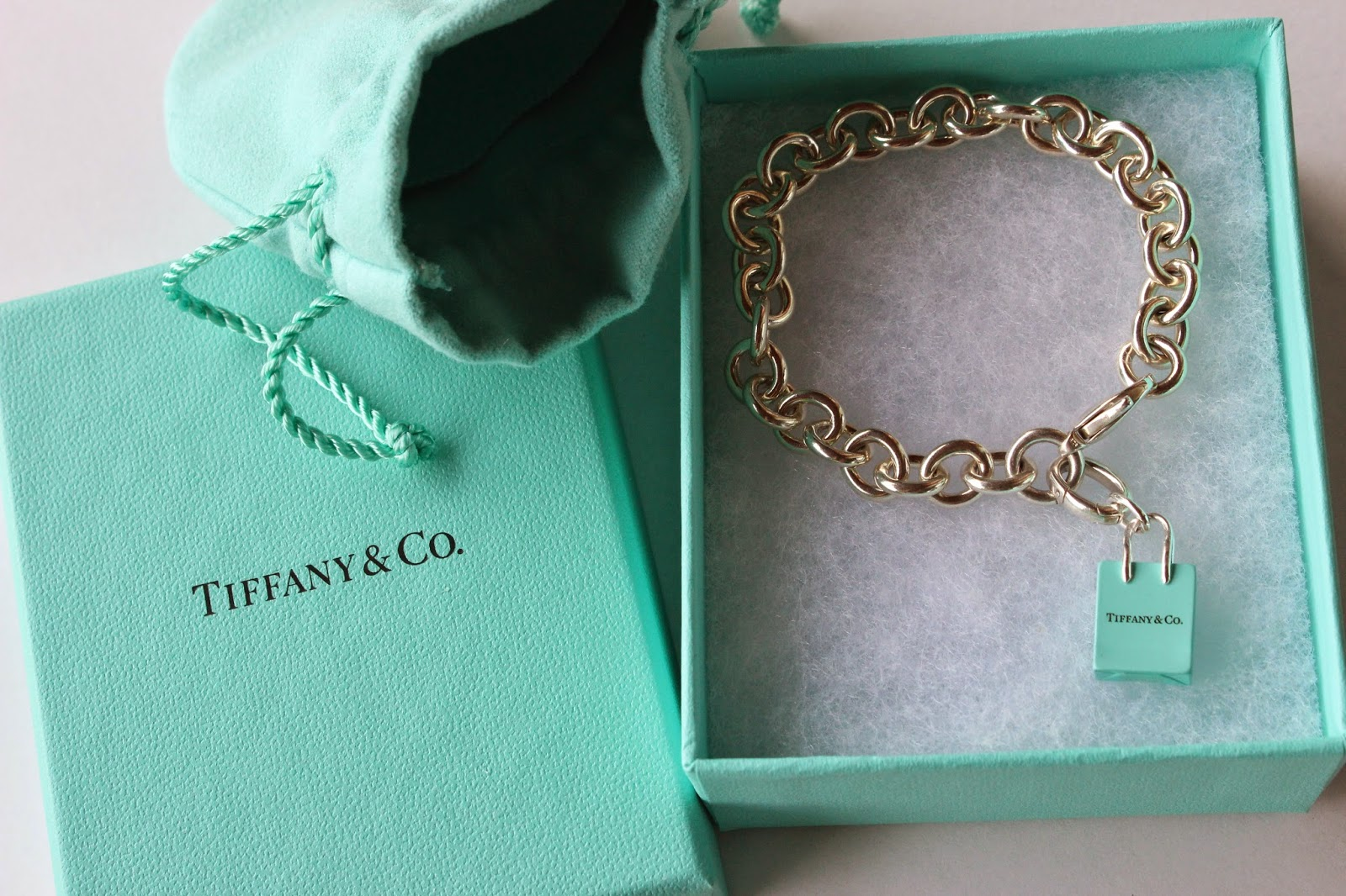 02bea1e3a Ever since I was 13 years old and first heard about Tiffany & Co and their  charm bracelets, all I dreamed about was having one of my own.