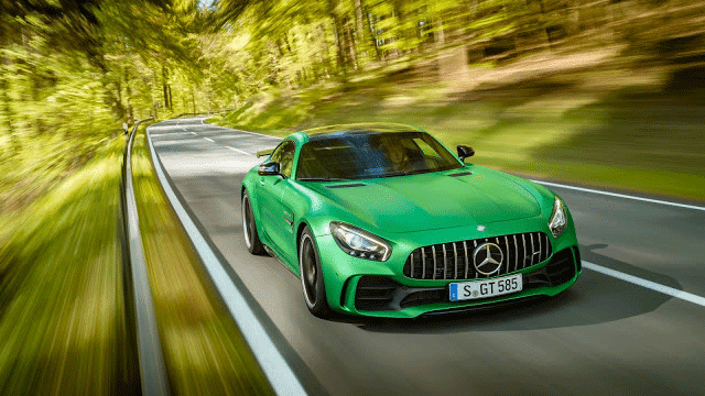 2018 Mercedes AMG GT-R Review