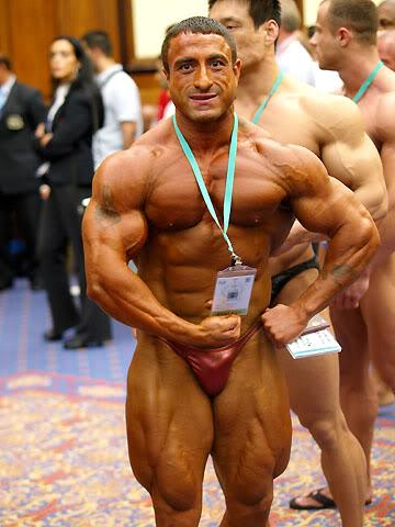 Resultado de imagem para Pierre Chamoun bodybuilder