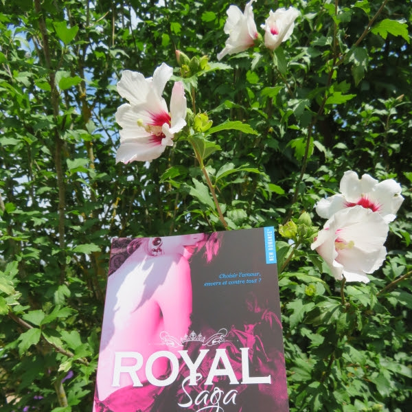 Royal saga, tome 6 : Capture-moi de Geneva Lee