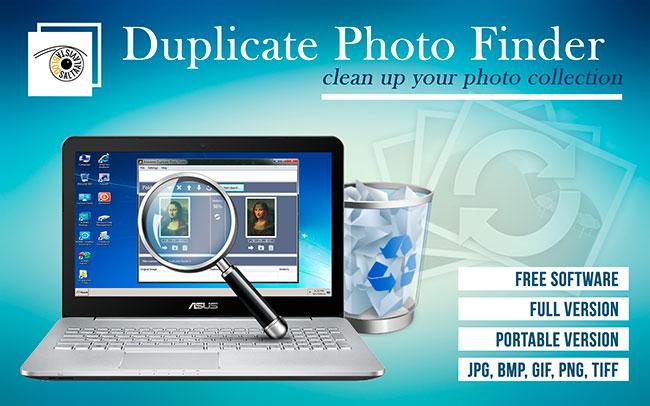 Find Similar or Exact Duplicate Photos