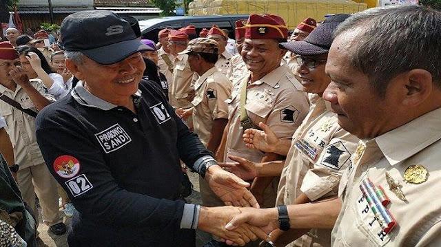 Bibit Waluyo Klaim Semua Purnawirawan TNI di Jateng Dukung Prabowo