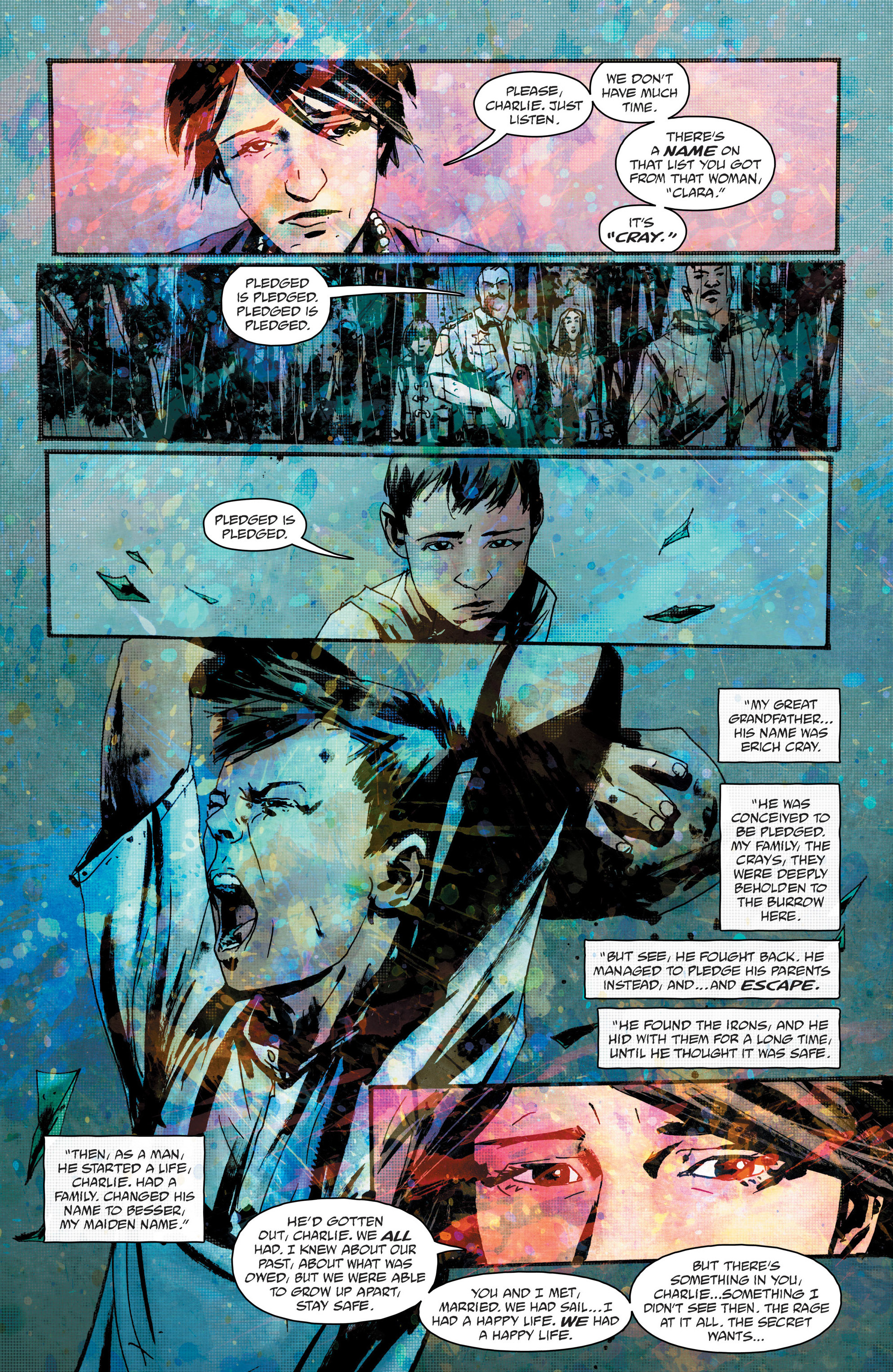 Read online Wytches comic -  Issue #6 - 19