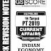 GS Score PT 365 Indian Economy English PDF Download