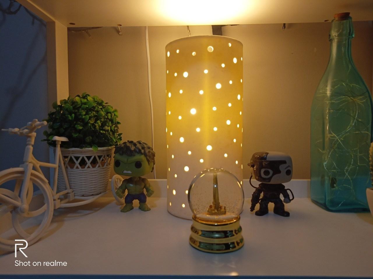 Hasil Foto Indoor Kamera Realme C2