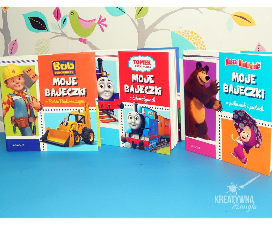 moje bajeczki książki dla dzieci