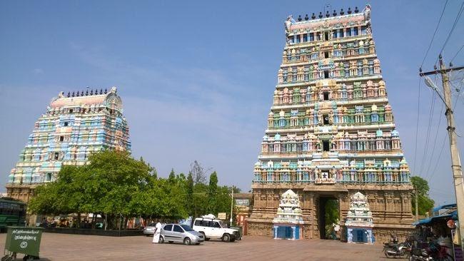 Sri Managalanathar Temple