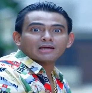 Zacky Zimah Jadi Pemeran Rozak Rojak Di Sinetron Dunia Terbalik